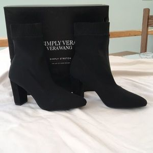 Simply Vera Ankle Boots